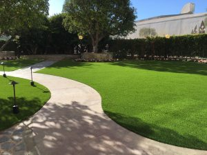 Artificial Grass Installation From Phoenix Lawns